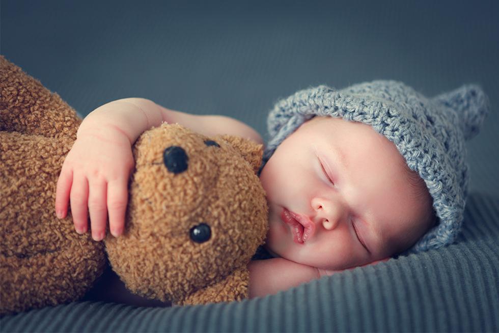 Сон у новонароджених